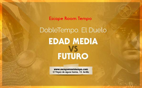 sala dobletempo edad media vs futuro