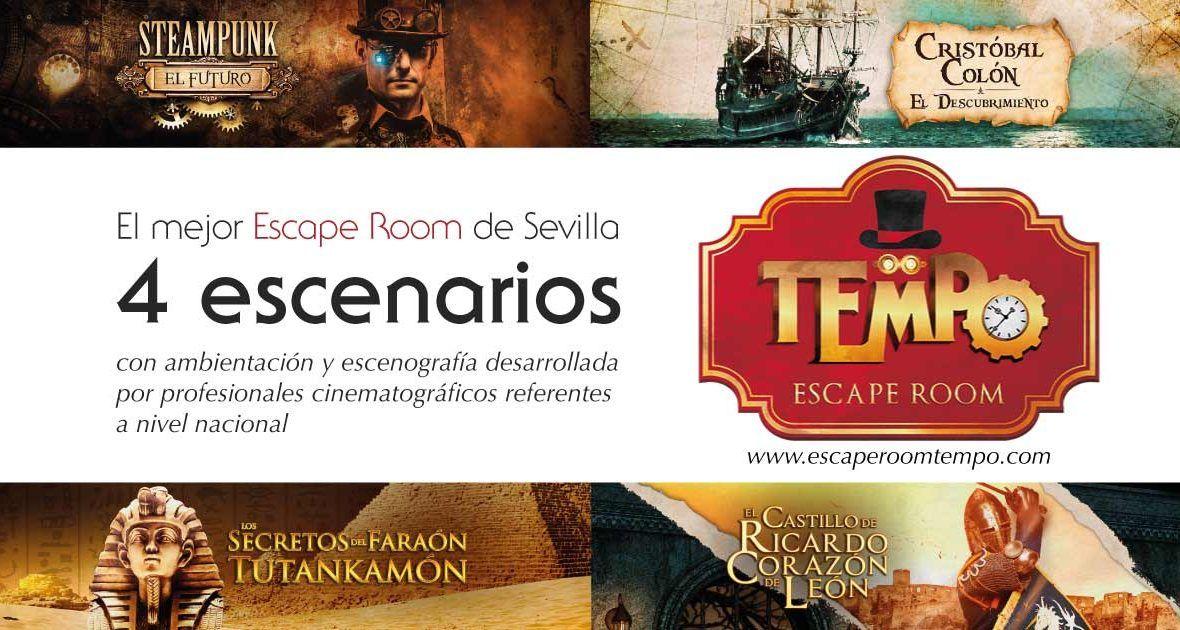 EscapeRoom Sevilla